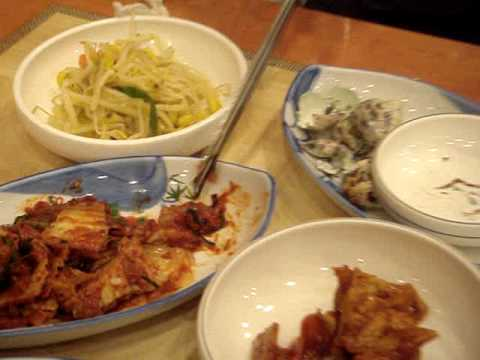 Eating out in Korea, part II
