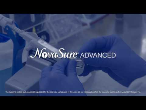 NovaSure ADVANCED Product Demo