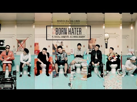 EPIK HIGH – 'BORN HATER' M/V MAKING
