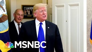 Donald Trump Tweets He 'Never Directed Michael Cohen To Break The Law' | Velshi & Ruhle | MSNBC