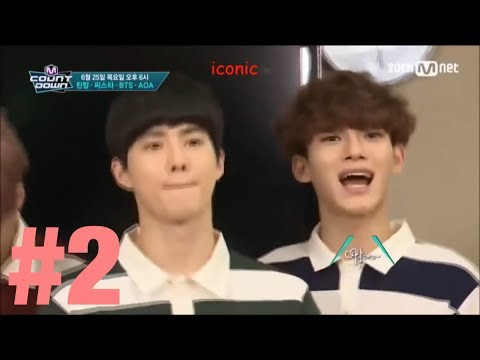 EXO- inside jokes #2 (only EXO L's understand)