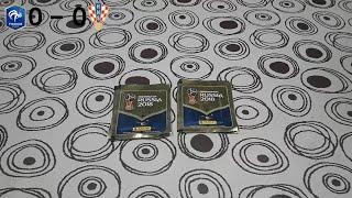 #13 Desafio Panini Rusia 2018 (Final) Francia VS Croacia