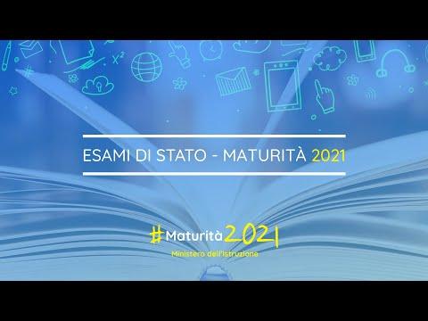 Il videomessaggio del Ministro Patrizio Bianchi per gli Esami di Stato