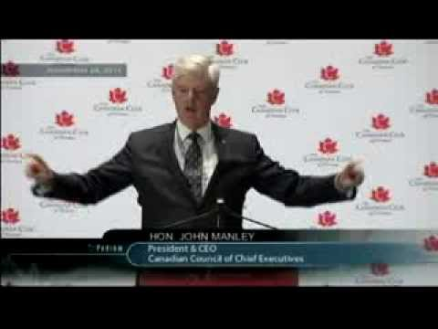 John Manley on strengthening Canada's human capital advantage (Part 1)