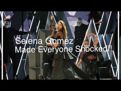 Selena Gomez Shocked Everyone With This!