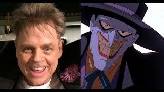 Mark Hamill: All Joker Roles