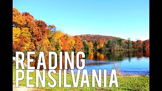 PART. 2, ROUTE BY READING PENNSYLVANIA ( AUTUMN) , UNITED STATE,