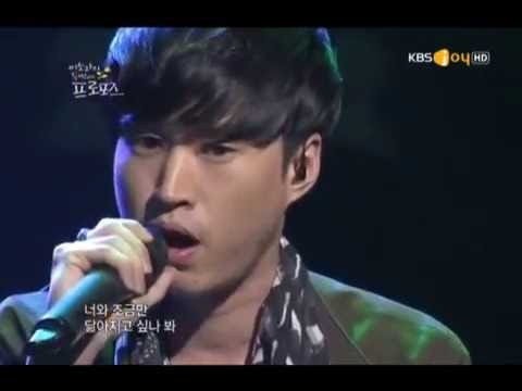 BAD - Tablo ft Jinsil Acoustic Version