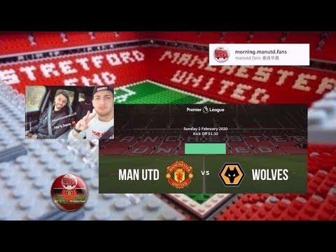 曼聯 英超主場對狼隊 增援後的第一場波 #打氣 #MUNWOL #MUFC