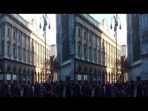 Milano in 3D