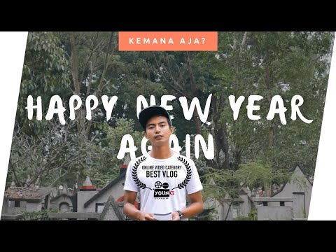 """Happy New Year Again"" by Kemana Aja"