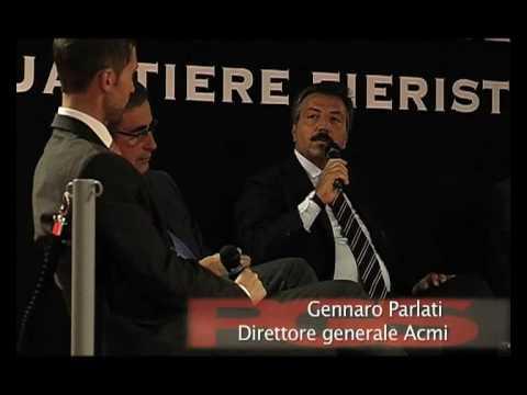 GiocoNews Convegno ProGameShow 2009 Gennaro Parlati Direttore generale Acmi