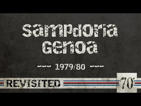 #70diNoi, Revisited: Sampdoria-Genoa 1979/80
