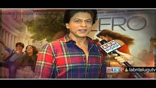Shah Rukh Khan Interview with ABN; comments on Allu Arjun-..