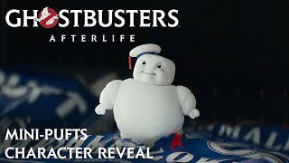 GHOSTBUSTERS: AFTERLIFE - MINI PUFTS CHARACTER REVEAL