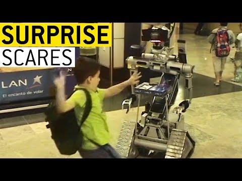 Surprise Scares || JukinVideo