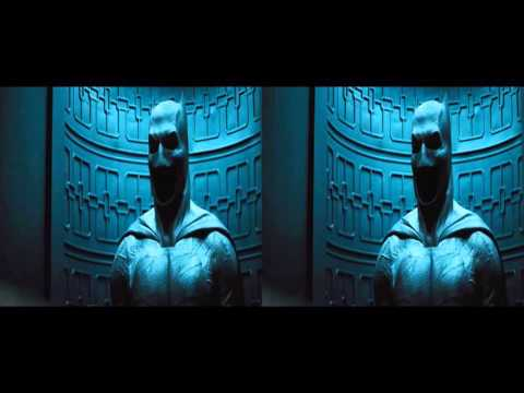 Batman vs Superman Dawn Of Justice 3d trailer in 3d