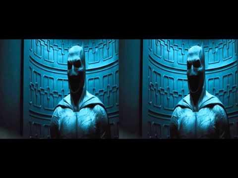 Batman vs Superman Dawn Of Justice 3d trailer in 3d