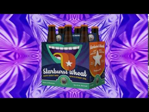 Starburst Wheat | Take Taste on a Trip | Saugatuck Brewing Co.