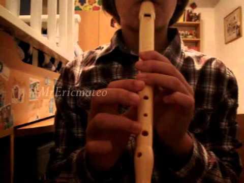 Titanic para flauta dulce