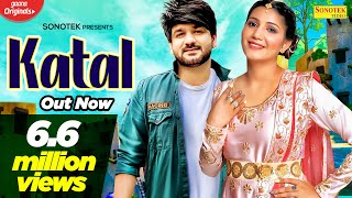 Katal – Mohit Sharma Ft Sapna Chaudhary