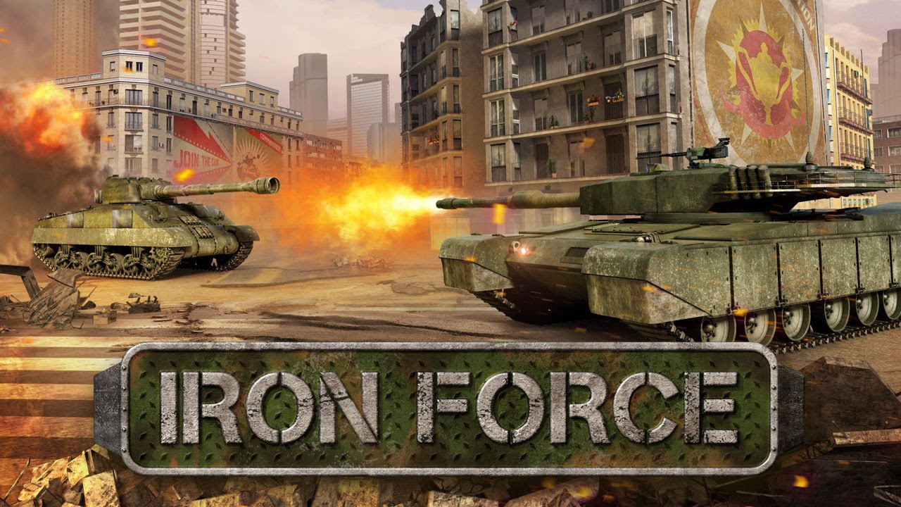 Играй Iron Force На ПК 2