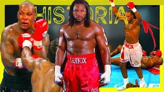 El Hombre que PUSO PUNTO FINAL a MIKE TYSON en el Boxeo | LENNOX LEWIS El Leon HISTORIA | Biografía