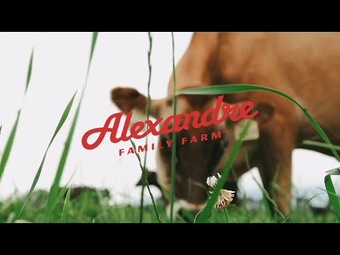 Alexandre Family Farm: America's 1st certified regenerative organic dairy.  A shining example of how agriculture can improve the planet while providing deeply nutritious food and employing communities and generations of farming families.