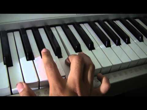 Corre - Jesse y Joy (Piano Tutorial) Parte 1