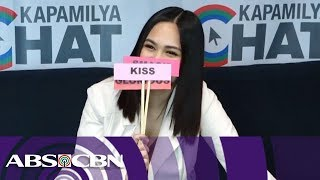 Guess The Lips Challenge with Yen Santos