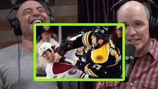 Boston Hockey Fans Are Animals! | Joe Rogan and Greg Fitzsimmons
