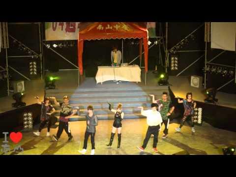 [南山64校慶演唱會] 大嘴巴 - 沒禮貌 HD高畫質