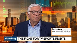 NBA Commissioner Emeritus David Stern on Sports Rights and Jay-Z NFL Deal