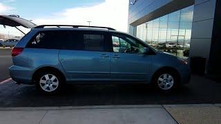 2008 Toyota Sienna Las Vegas, Henderson, North Las Vegas, Nevada, San Bernardino County J18118T