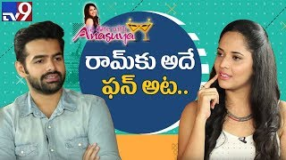 Ram Pothineni in 'A Date With Anasuya'..