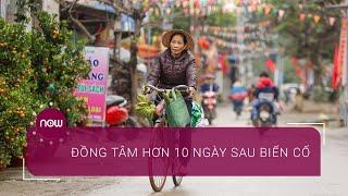 Không khí đón Tết tại Đồng Tâm sau biến cố | VTC Now