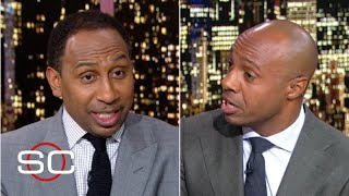 Stephen A. calls Jay Williams' Clippers-Lakers analysis 'almost blasphemous' | SportsCenter