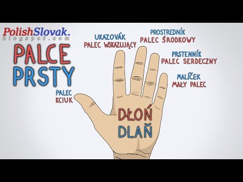 Video z obrázkov, texty, hovorené slovo, hudba, po poľsky / slovensky