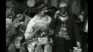 Chaplin's lunch