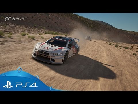 GT Sport | Gameplay Trailer
