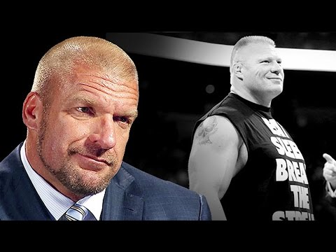 Triple H discusses the return of Brock Lesnar - WWE  - IF-okJTentA -