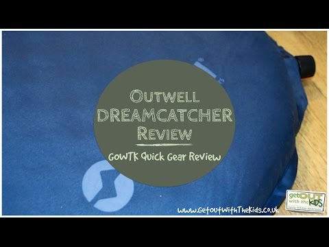 video Outwell Dreamcatcher for a good night's sleep