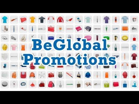 Relatiegeschenken BeGlobal Promotions