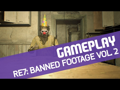 Resident Evil 7: Banned Footage Volume 2 - Ventuno