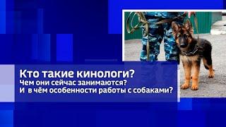 «Новый день с Ларисой Белобородовой», эфир от 22 июня 2021 года (Всё о профессии кинолога)