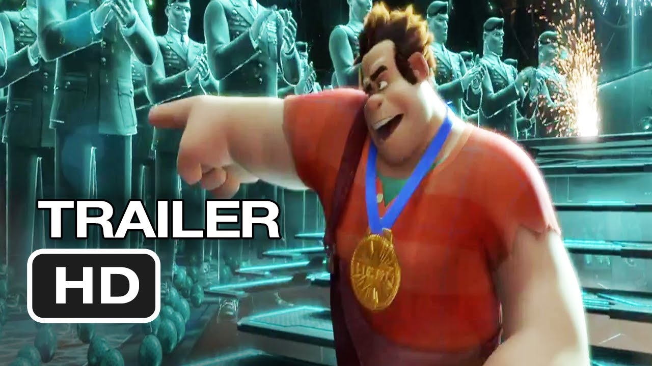 Wreck-It Ralph Official International Trailer #1 (2012 ...