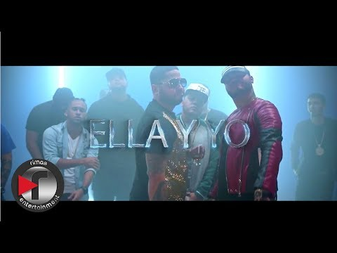 "Watch ""Ella Y Yo (ft. Farruko, Anuell AA, Tempo, Bryant Myers & Almighty)"" on YouTube"