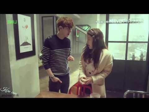 Kore klip-Zillerime Basıp Kaçıyor ||Exo Next Door||