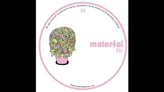 Christoph - Get Up (Nathan Barato Remix) (MATERIAL 084)
