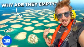 Exploring Dubai's Empty $13 Billion Man-Made Islands